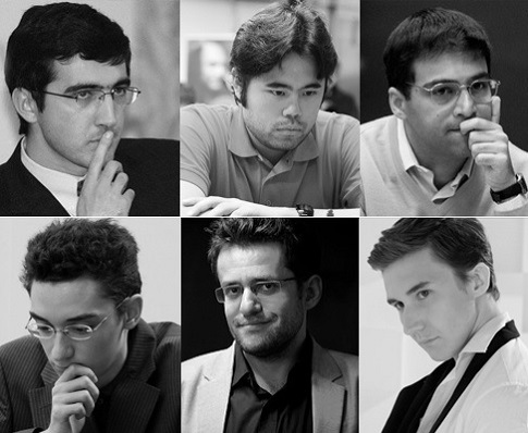 4th Zurich Chess Challenge 2015